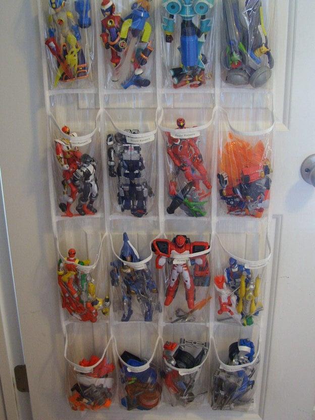 wall organization  ideas  for kids