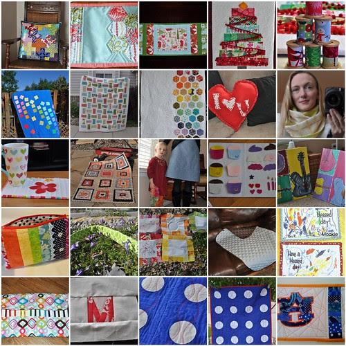 Crafty Finishes Mosaic 2011
