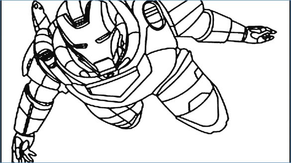 Download Avengers Logo Coloring Pages at GetDrawings | Free download