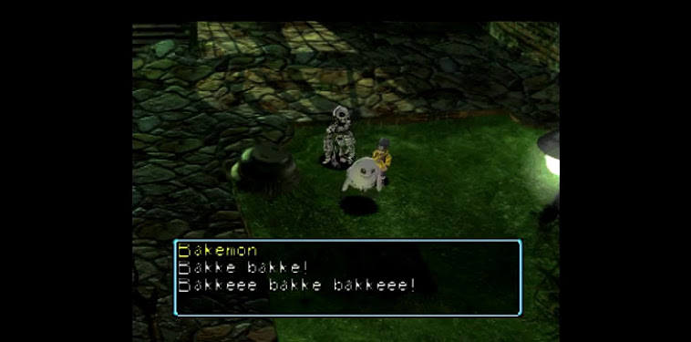 Bakemon Digimon World