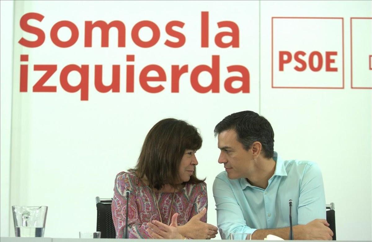 La voluntad de renovación de Sánchez en el PSOE choca con la falta de voluntarios