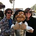 My puppet and my right hand man.  Literally.