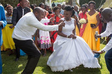 Franciscah & Kelvin :: West Wood Hotel Nairobi Kenyan