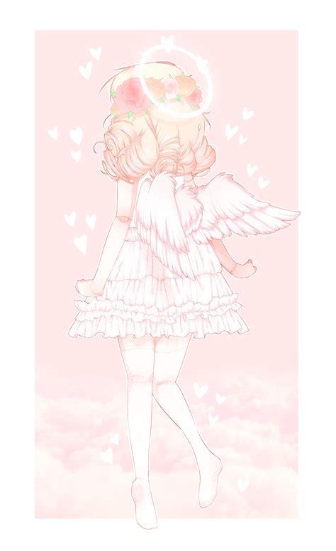 yeagart sweet angel angelic aesthetic cute kawaii