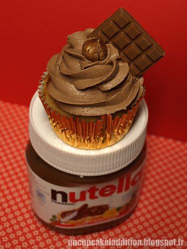 Cupcakes au Nutella®