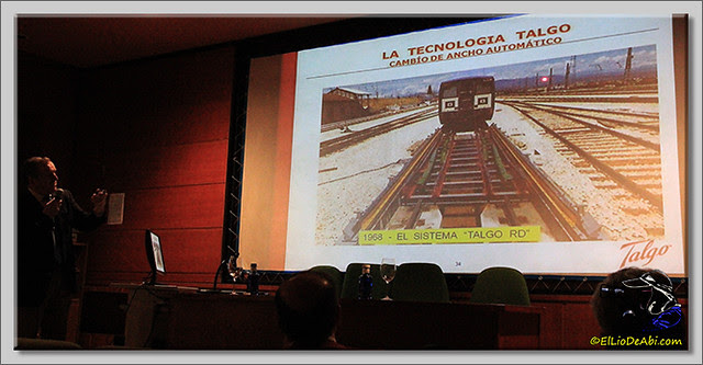 José Luis López Gómez -Trenes Talgo y la alta velocidad (5)