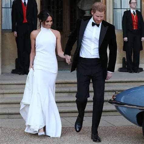 Prince Harry and Meghan Markle Wedding Reception and After