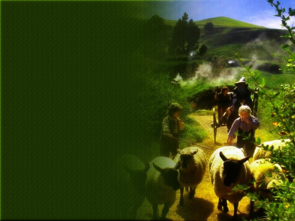 The Shire Lord Of The Rings Wallpaper 3067825 Fanpop