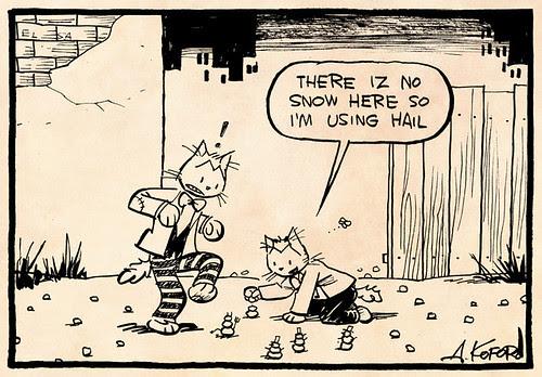 Laugh-Out-Loud Cats #2466 by Ape Lad