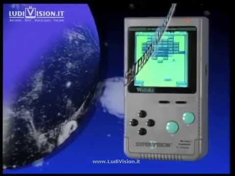 Watara Supervision - Passa a Supervision! (1992)