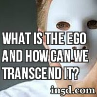 What Is The Ego And How Can We Transcend It?
