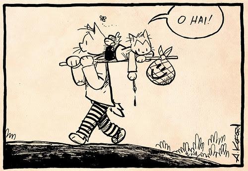 Laugh-Out-Loud Cats #2284 by Ape Lad