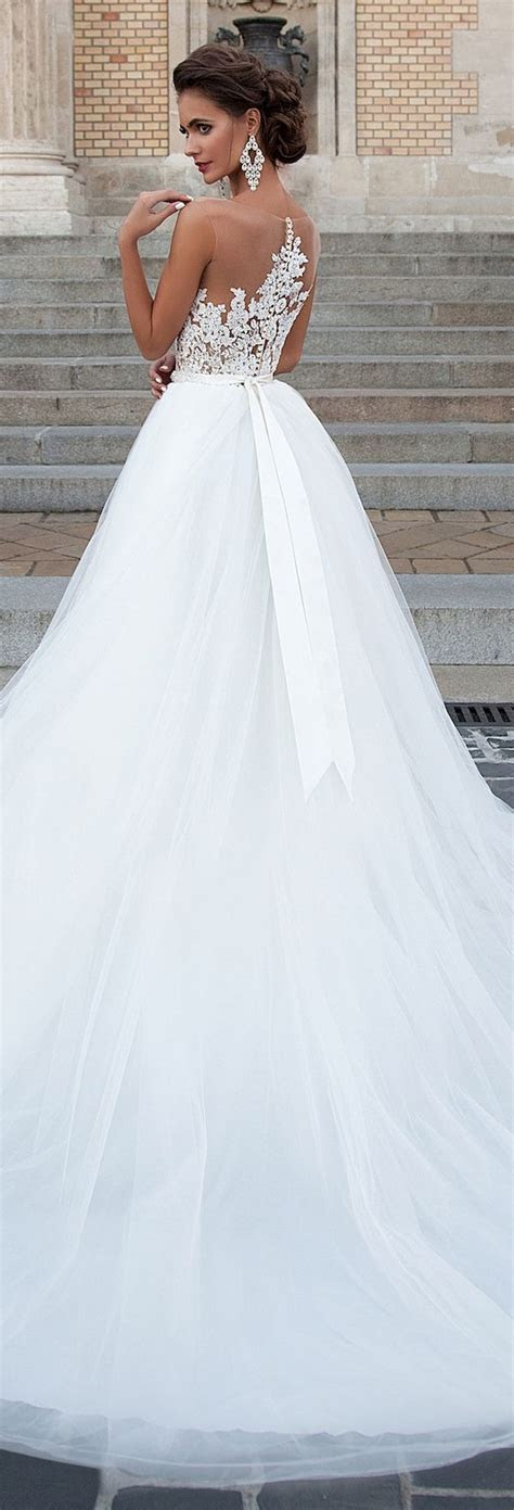 25  best ideas about Bow wedding dresses on Pinterest