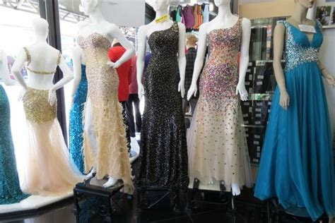 Prom Dresses at the LA Fashion District   Prom   Pinterest