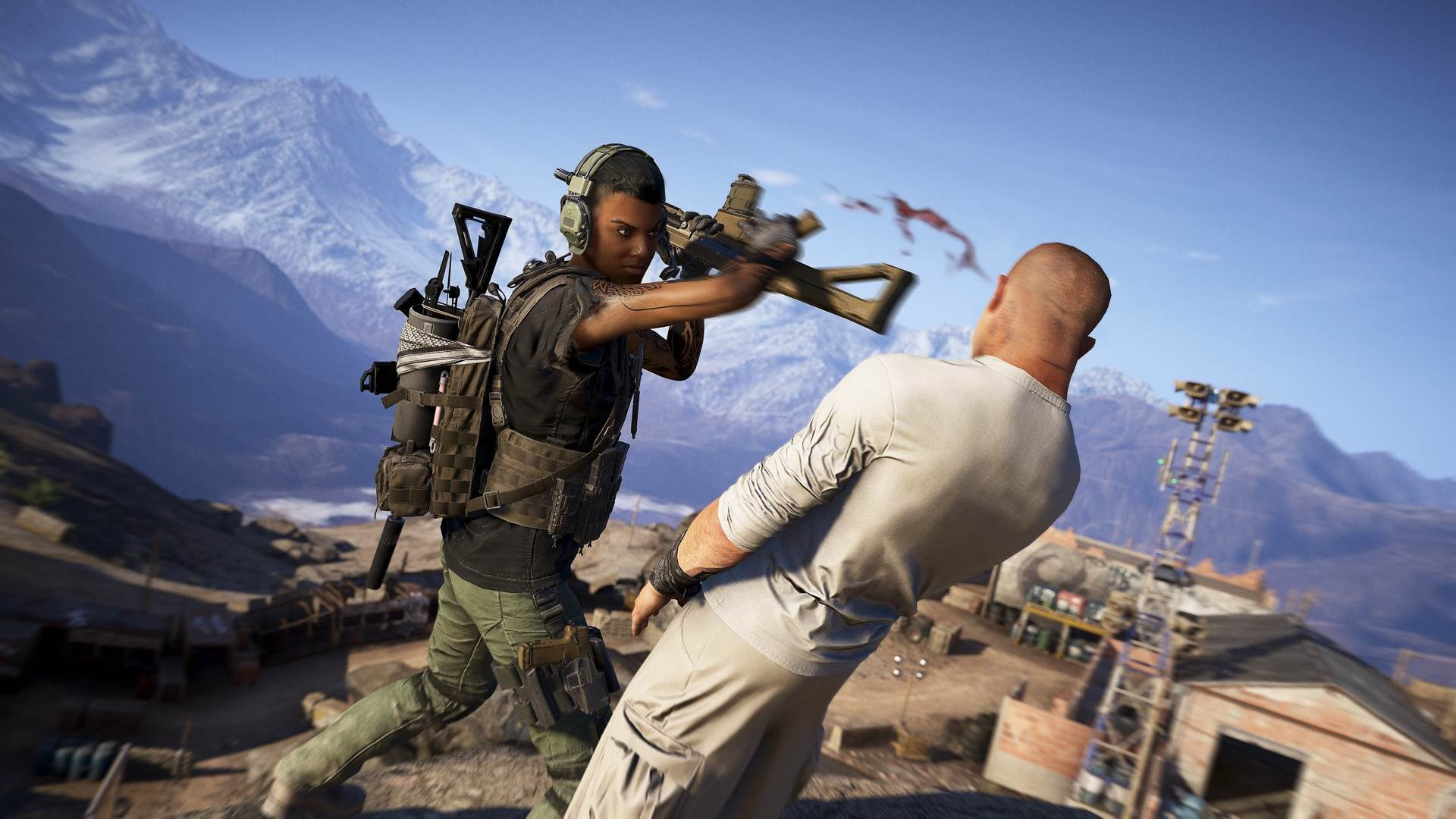 Oh yeah, Ghost Recon Wildlands is still gettting a PvP mode screenshot