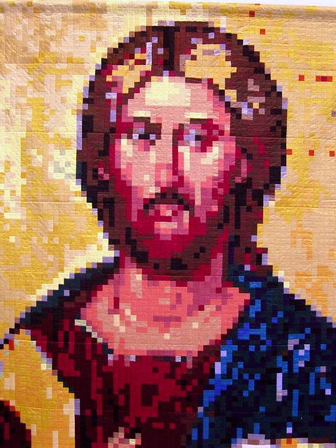 Jesus Christ Quilt