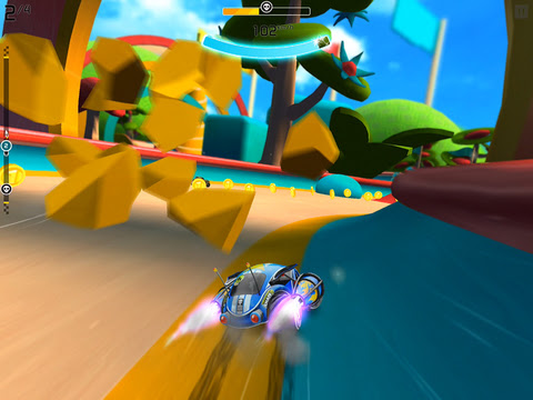 -GAME-Rocket Cars