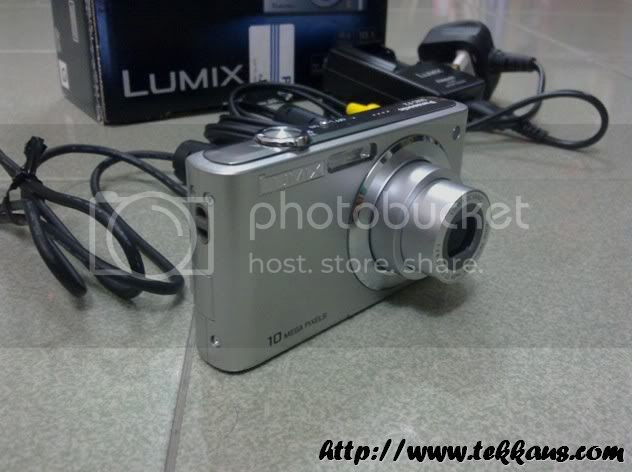 Panasonic DMC-F2