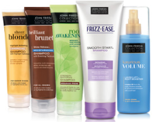 John frieda hair care