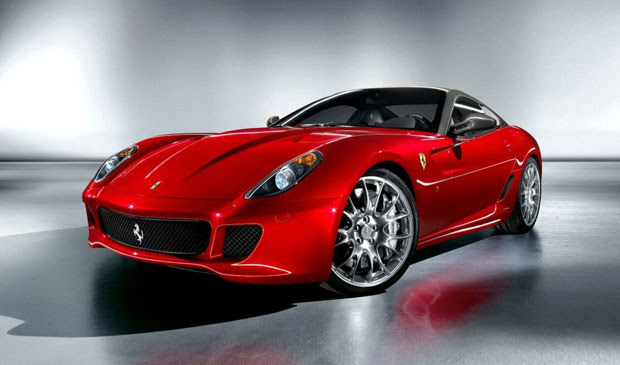 Ferrari 599 HGTE China Limited Edition
