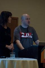 Eileen Bugee and Jasper Potts, TS25045 Pixel-Perfect JavaFX: Designer/Developer Workflow, JavaOne 2011 San Francisco