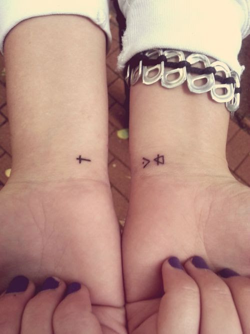 21 Adorable Tiny Tattoo Ideas For Girls - Godfather Style