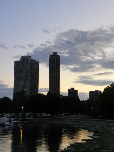 7.26.2009 Chicago sunset (11)