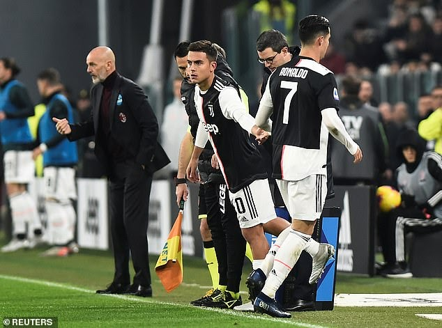 VIDEO: Juventus 1:0 AC Milan / Serie A