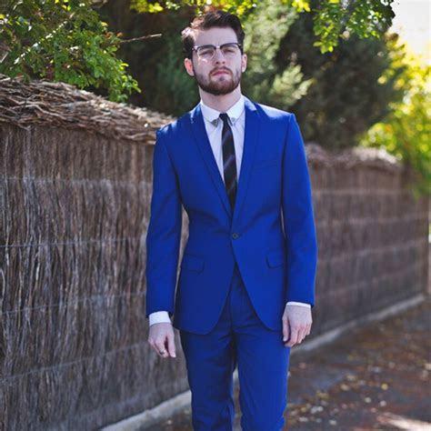 Latest Coat Pant Designs Royal Blue Custom 2017 Blazer