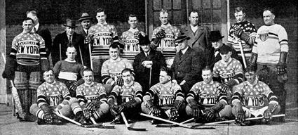 1925-26 New York Americans team, 1925-26 New York Americans team