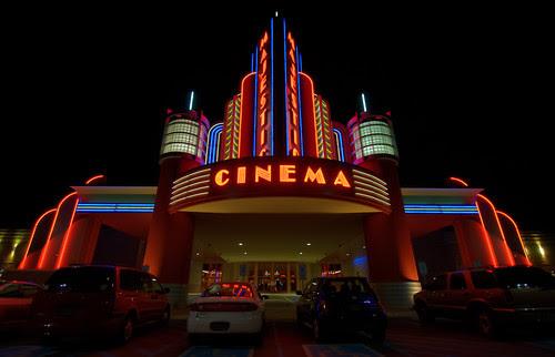 The Majestic Cinema- Milwaukee
