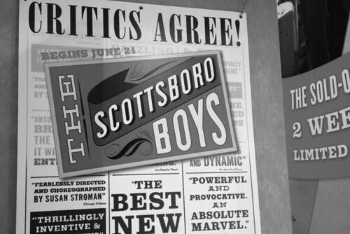 Scottsboro Boys - Critics Agree