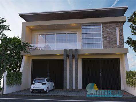 gambar ruko 2 lantai - desain rumah
