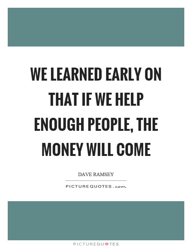 Dave Ramsey Quotes Sayings 130 Quotations Page 2