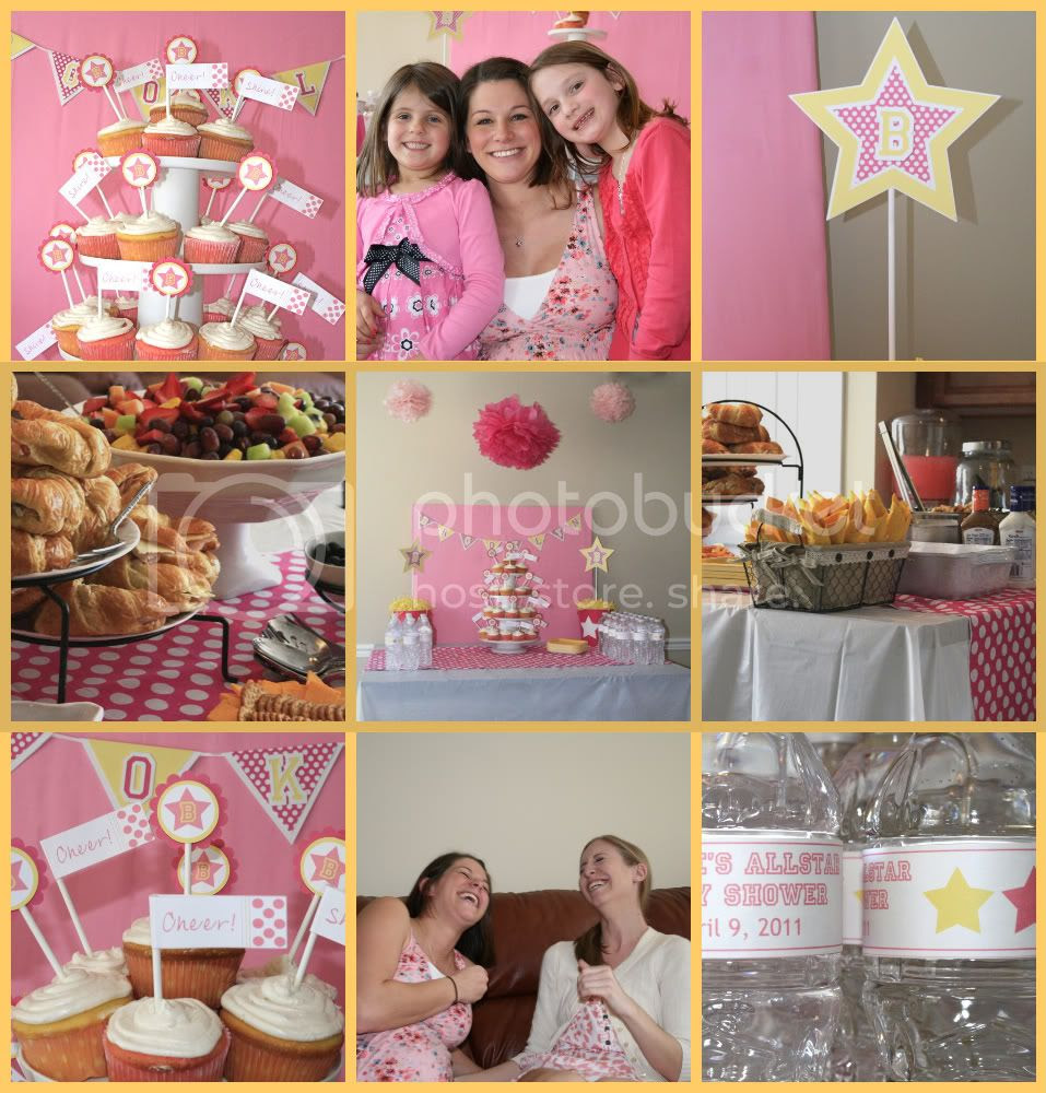Allstar Baby Shower, By Social Salutations
