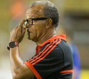 Jayme de Almeida, Volta Redonda x Flamengo (Foto: Celso Pupo/Agência Estado)