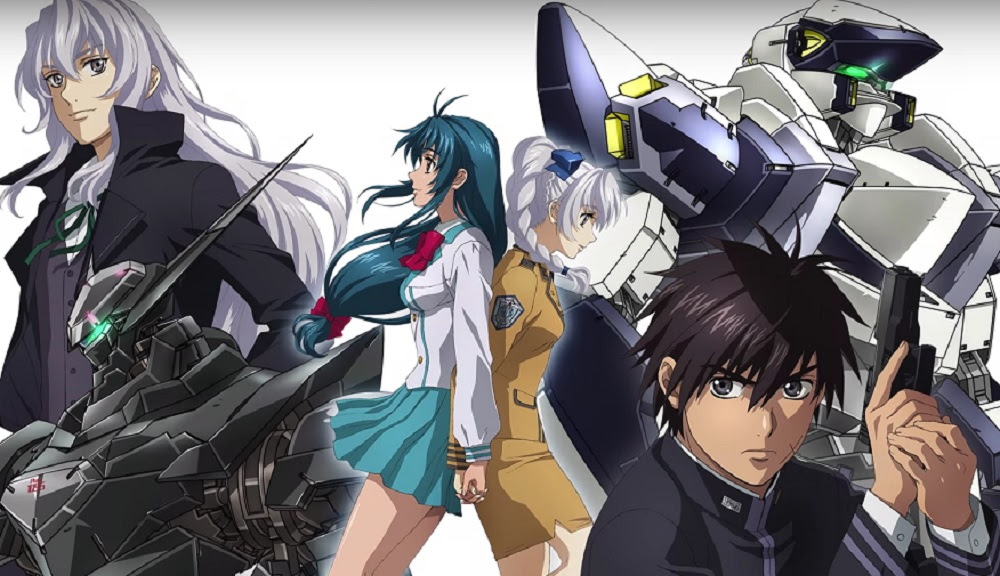 Full Metal Panic! Fight: Who Dares Wins coming to PS4 screenshot