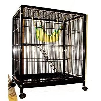 pas cher cage hacienda pour rat tamia furet acheter en ligne magasin animalier 2013. Black Bedroom Furniture Sets. Home Design Ideas