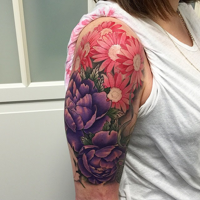 90 Cool Half Sleeve Tattoo Designs Meanings Top Ideas Of 2019