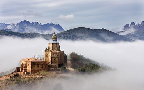 Figura 48. Basílica y convento de Sorlada (Navarra)