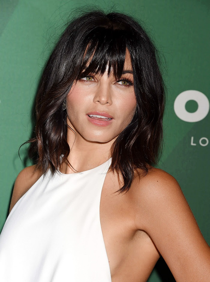 30 Most Hottest Layered Hairstyles with Bangs for Women - Haircuts & Hairstyles 2018