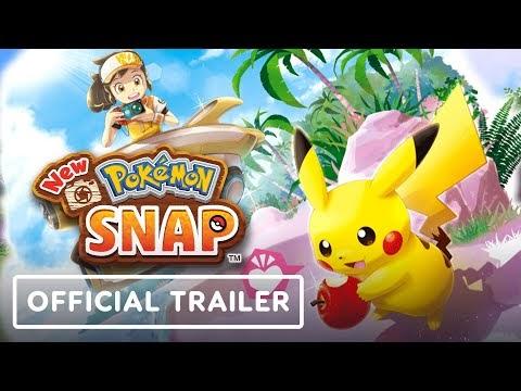 Se revela el nuevo tráiler de características de juego de Pokémon Snap