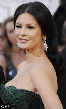 Affliction: Catherine Zeta-Jones publicly admitted she was diagnosed as bipolar II