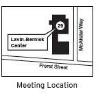 Leonida Pathway to Progress Meeting Map