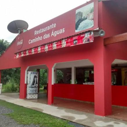 restaurante caminho das águas na MT 251