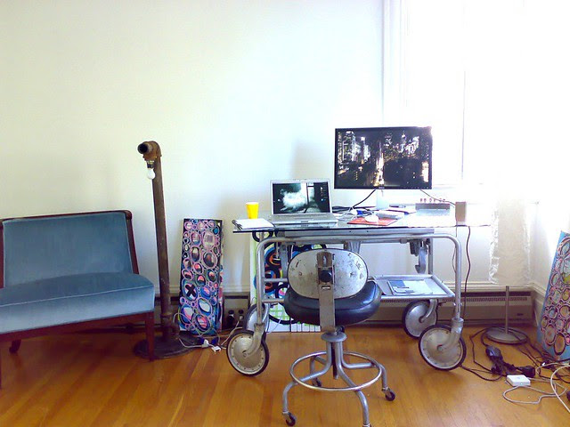 interim workspace