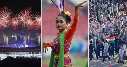 Asian Games 2018 Closing Ceremony: Indonesia Bids Farewell To Multi-Sport Tournament