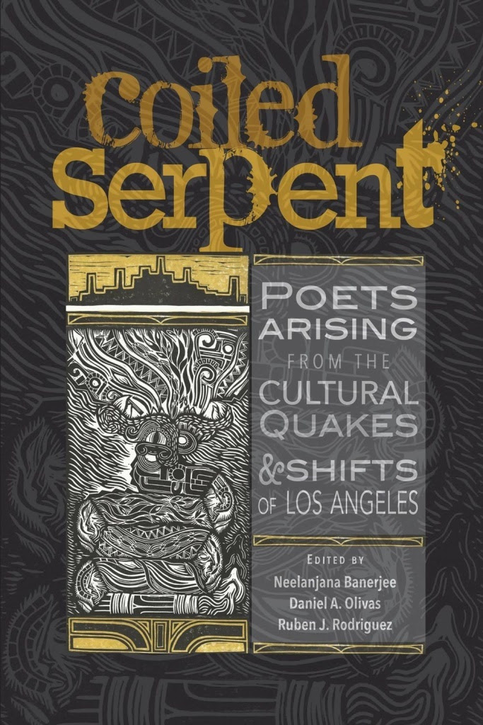 """This anthology features the vitality and variety of verse in the City of Angels, a city of poets,"" says Tia Chucha Centro Cultural about the new book."