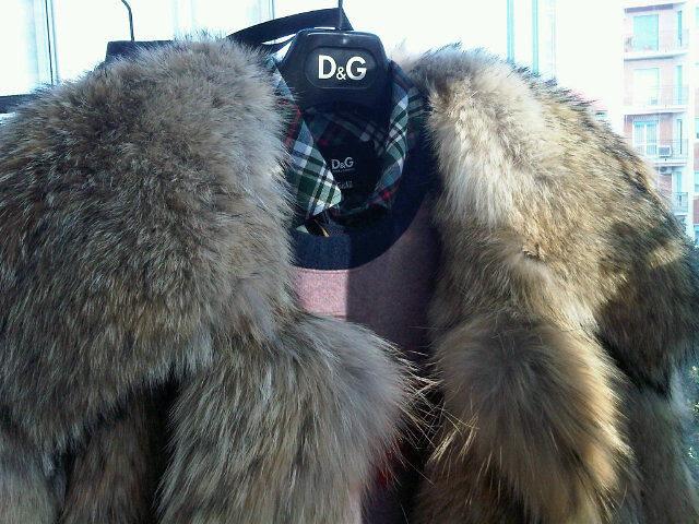 D&G fur - by Vman