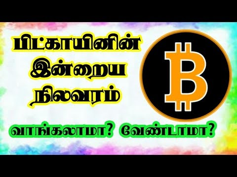Bitcoin Latest Updates in Tamil - Technical Analysis | Tamil Crypto Tutorials